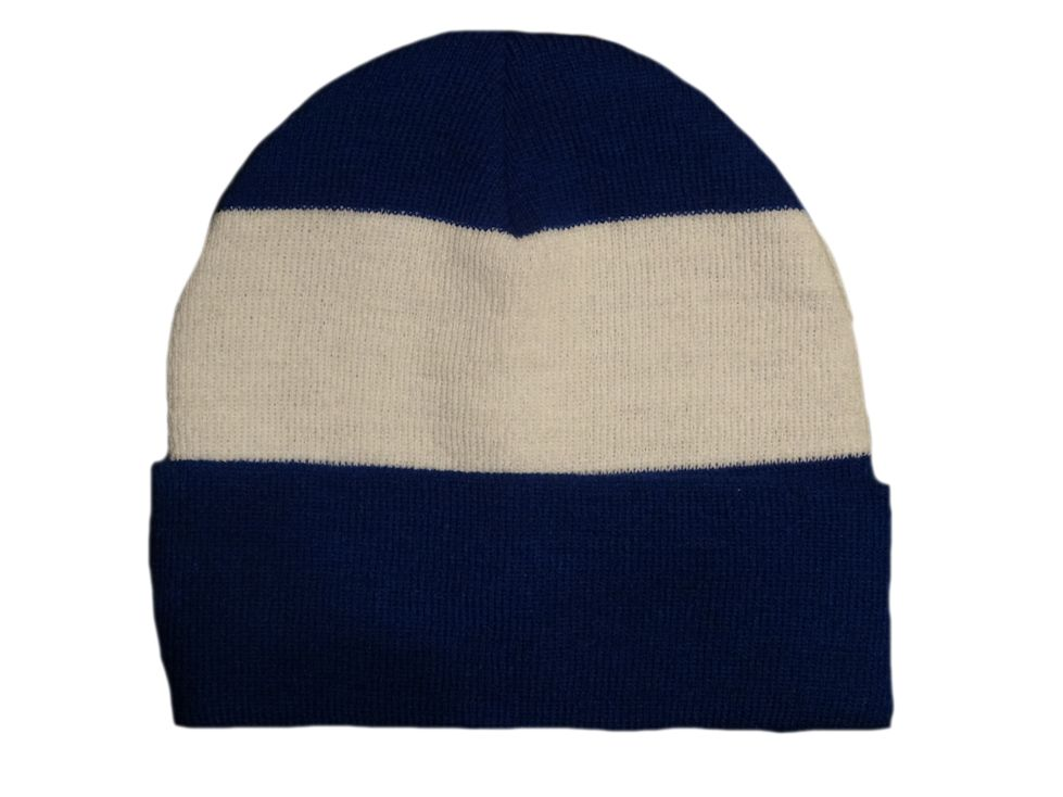 Fanwear.de - Mütze blau weiss Ultras